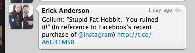 hobbit blog