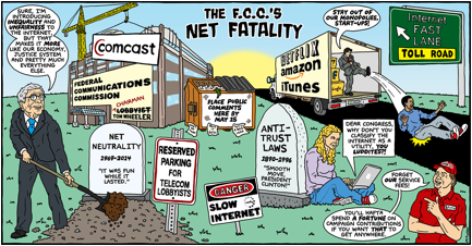 FCCs Net Fatality