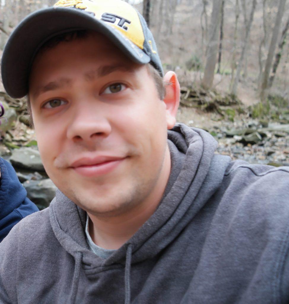 Headshot for Brandon Forrester