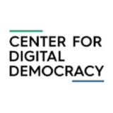 Center for Digital Democracy LOGO