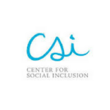 Center for Social Inclusion (CSI) Logo